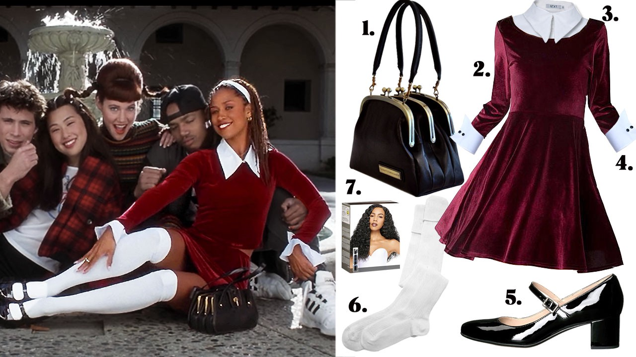 Recreate These Five Iconic Outfits from 'Clueless ...