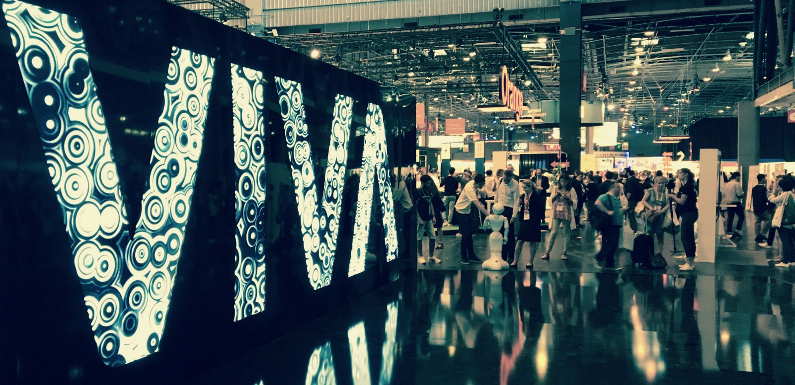 VivaTech in Paris