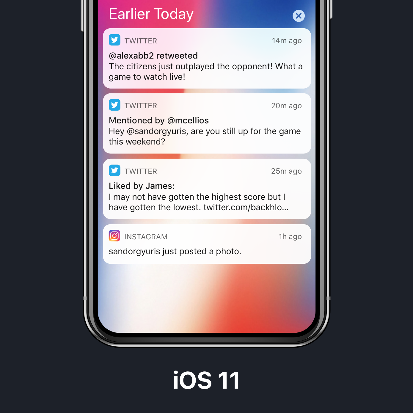 Designing a better notification experience for iOS – UX Collective