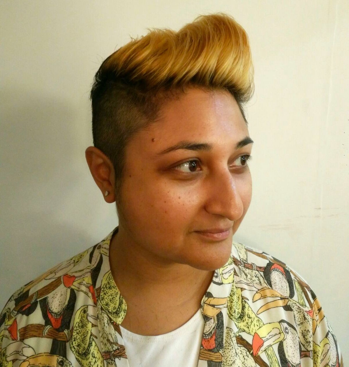 In India Choosing A Hairstyle Is An Act Of Social Revolt