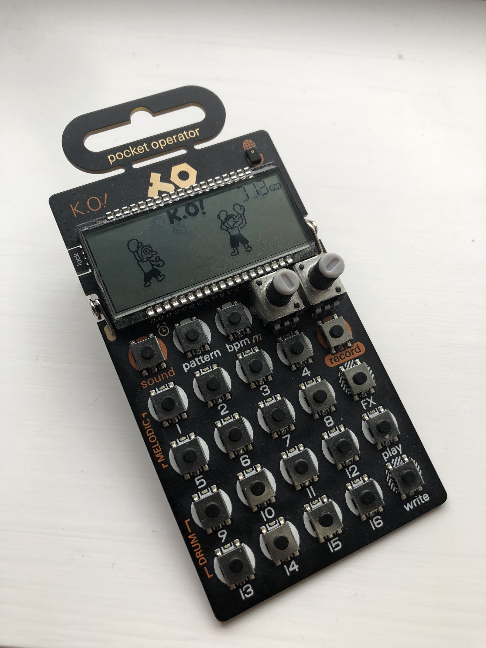 The Complete Teenage Engineering Po 33 Ko Guide Callumhowkins Creative And Cool Ways To Reuse Old Circuit Boards 15 2