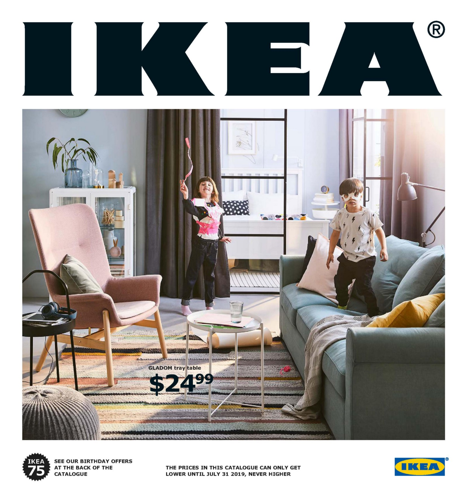 How Ikea Allows Us To Dream Reviewing The 2019 Ikea Canada Catalogue