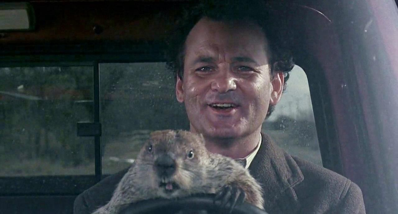 "the subtle brilliance of groundhog day remi ray medium ""don t drive angry"""