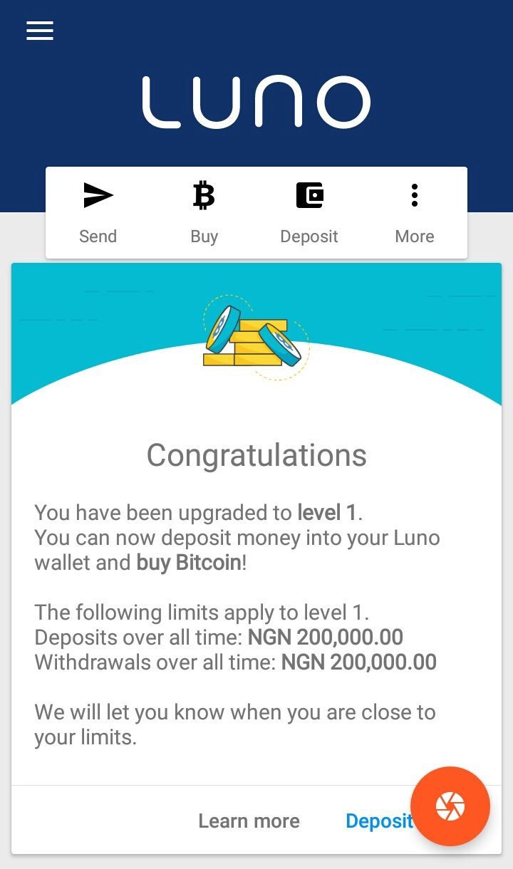 How to buy bitcoin ethereum and litecoin in nigeria a in the above image select deposit you will be taken to the next screen as shown below select debit or credit card with payu ccuart Image collections