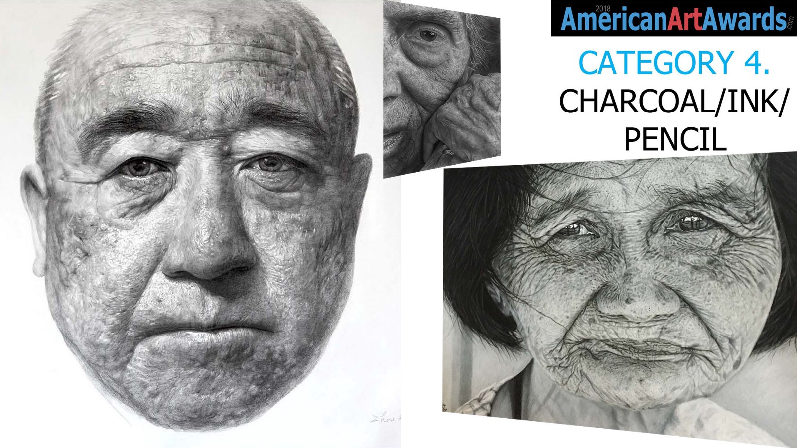 Worlds best graphite artists unkhoff zhou tsekouras schmitt jie qiangjie xue and adam