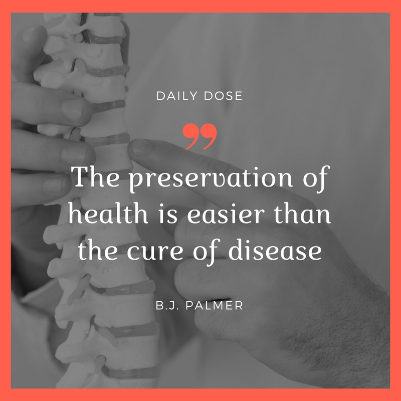 10 Inspirational Health and Chiropractic Quotes to Start Your Day