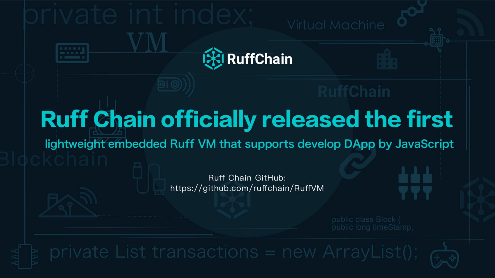 Ruff Chain officially released the first lightweight