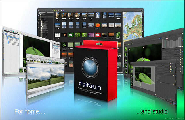 Free And Open Source Software For Photographers And