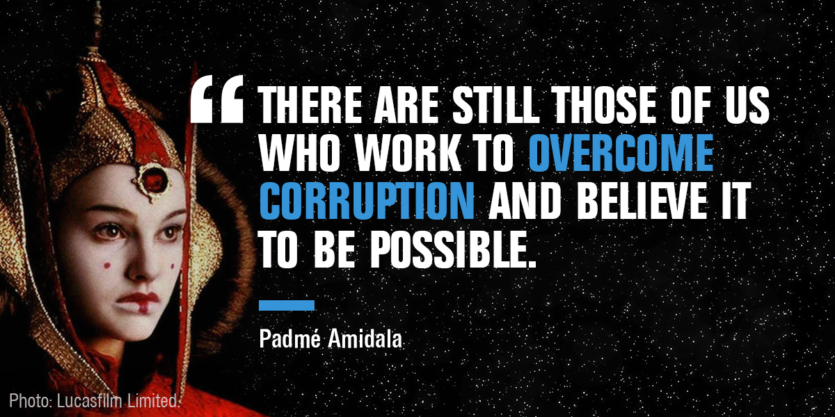 10 Quotes About Corruption And Transparency To Inspire You
