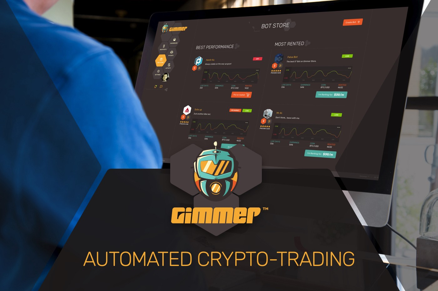 automated cryptocurrency trader