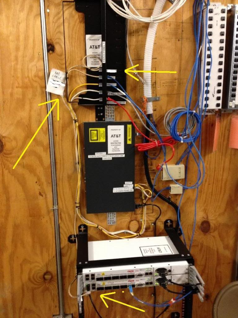 Demarcation Point Lewis Malim Medium Internet Wiring Box Each Business Or Individual Customer Can Expect Their Own Separate For Access T 1 Lines
