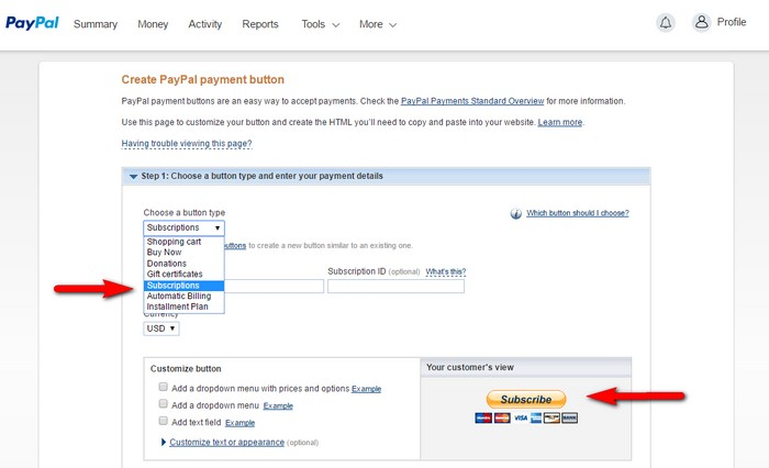 Save Time Billing Customers With PayPals Invoicing Tools - How to make a paypal invoice