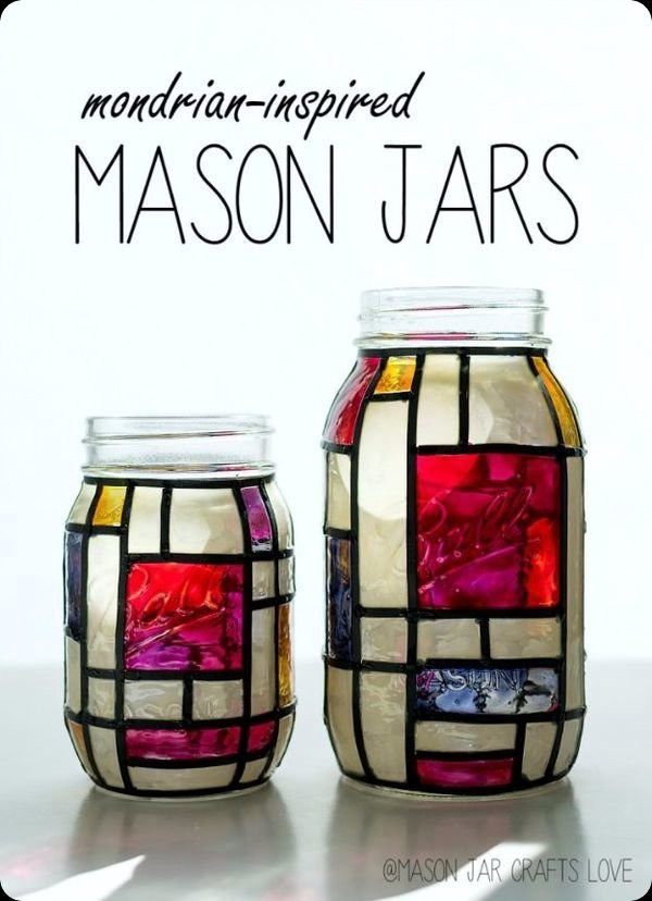 75 Easy Creative Things To Do With Mason Jars Eve Lynn Stanley