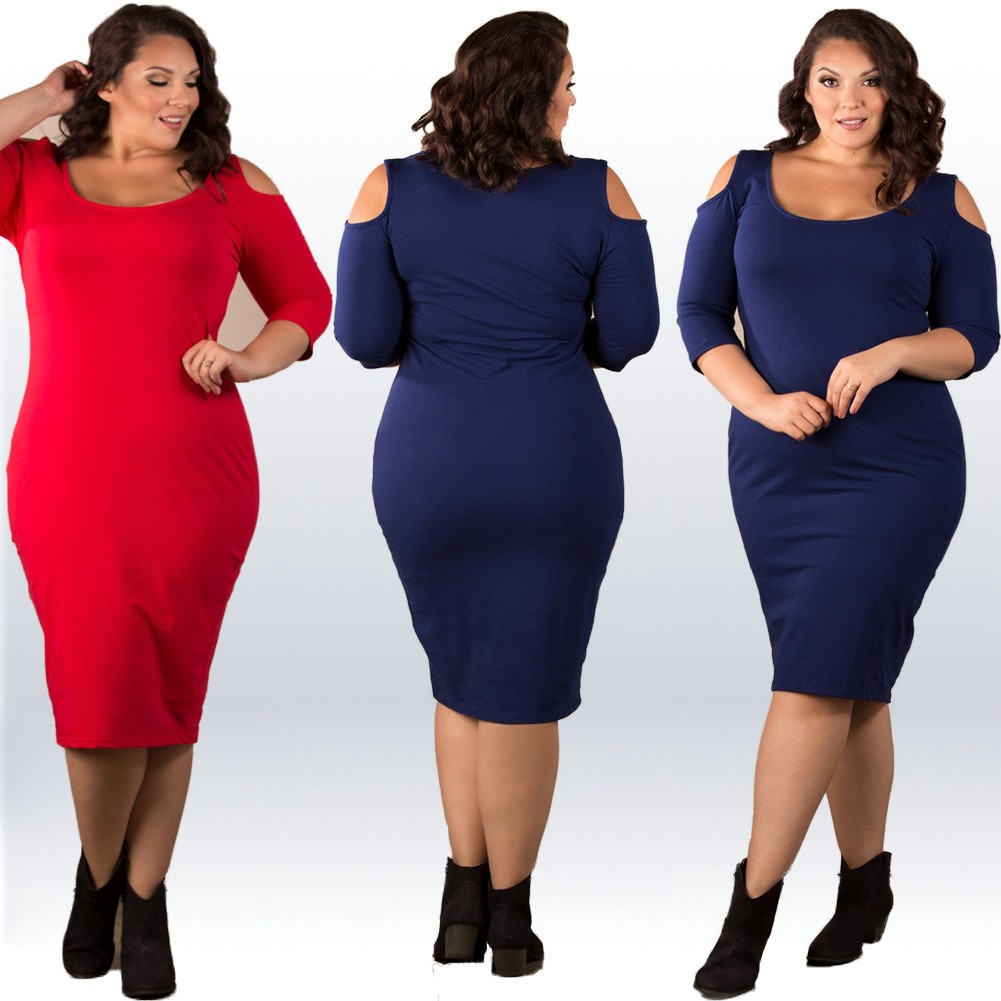 Style Tips To Make You Look Slimmer In Plus Size Nightclub Dresses