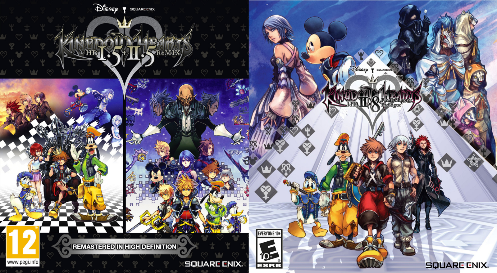 In which order should I play the games? - Kingdom Hearts ...