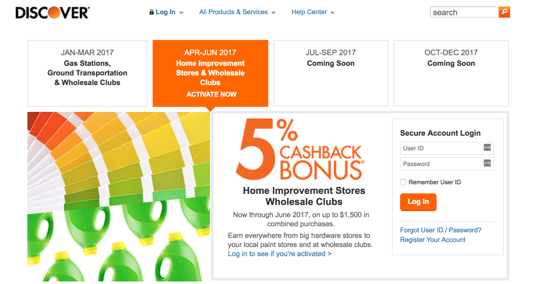 A Step By Guide To Using Discover And Sam S Club Get 22 Off Hotels