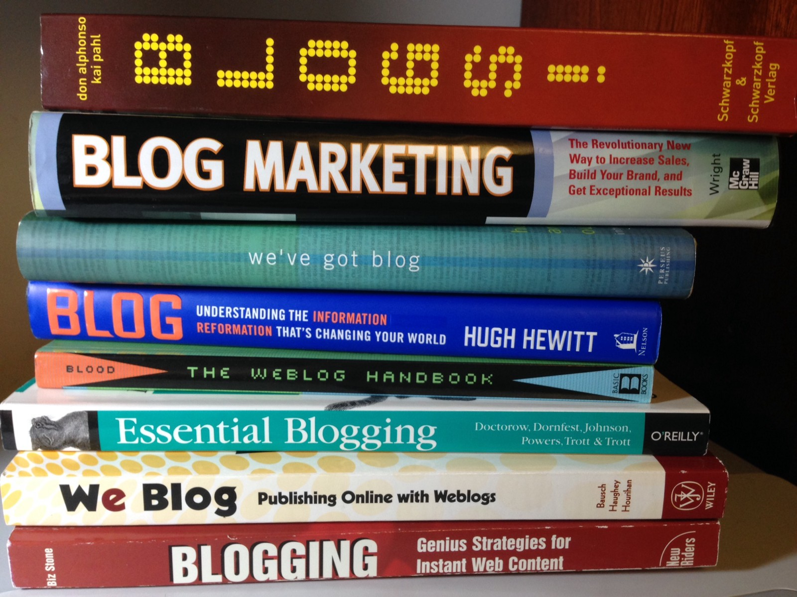 What blogs are and how to stop mistaking them for something else ccuart Image collections