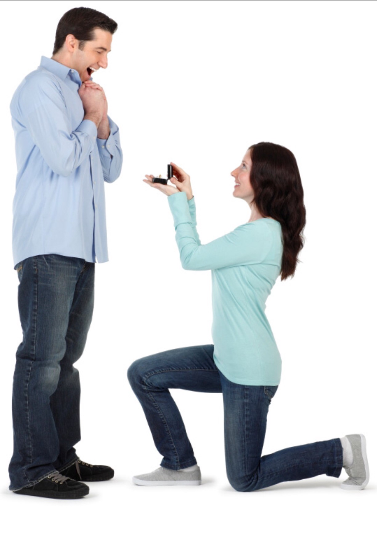 WOMEN, REASONS WHY YOU SHOULD NEVER PROPOSE TO MEN!