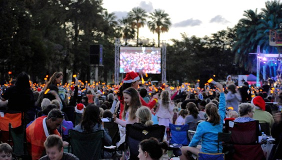 CAROLS OF PERTH The Perth Cactus - The 7 best festivals in perth