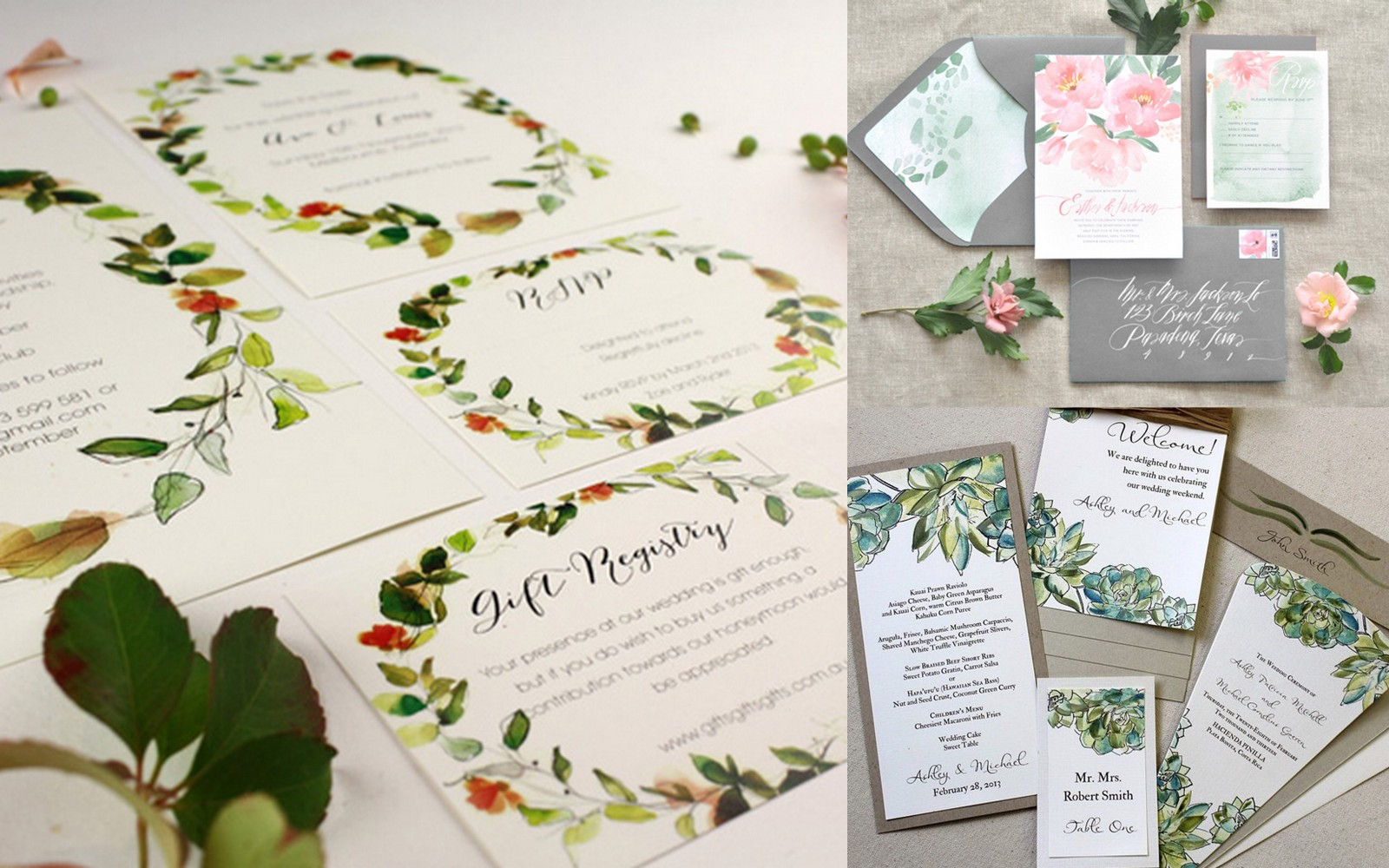 Hot Wedding Invitations Trends 2016 – 123WeddingCards – Medium