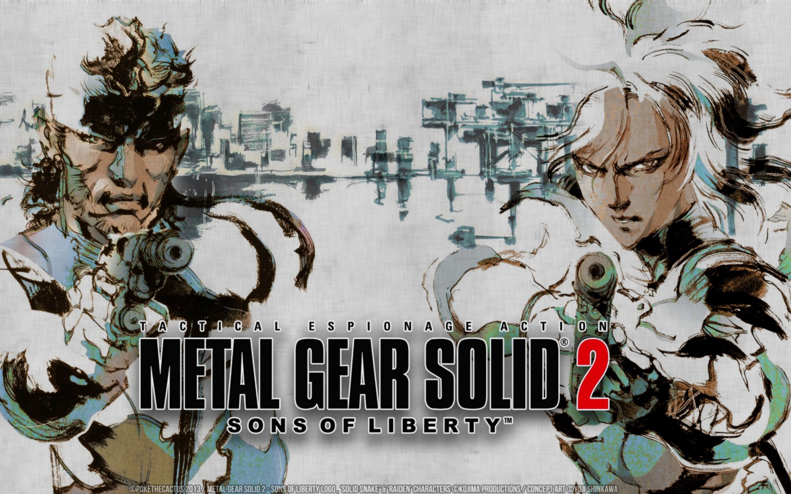 Metal gear solidâ¿ 2: substance(tm) official strategy guide for.