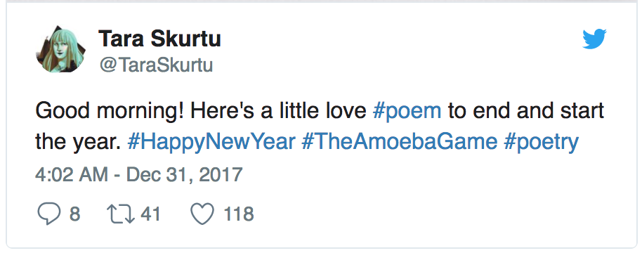 The Stuff Of Poetry My First Good Cry Of 2018 Paul Thomas Medium