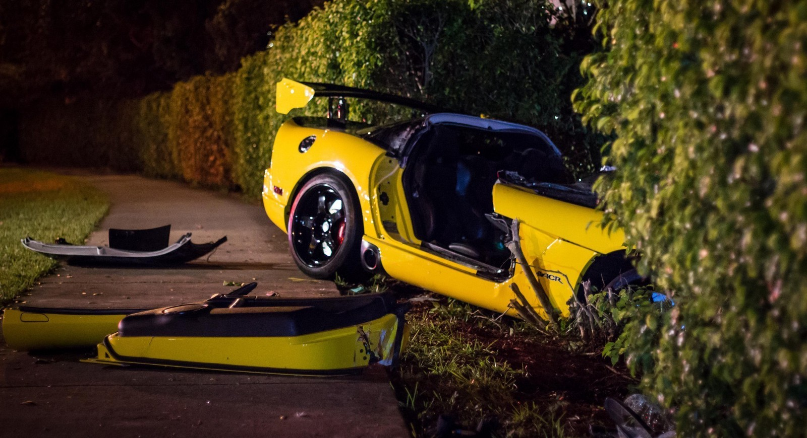 Lab Results Reveal Driver Killed In Sports Car Accident Had Normal