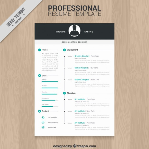 10 Resume Templates That Are Worth Your Time  Free Cool Resume Templates