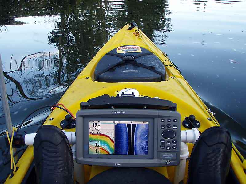 What is the best kayak fish finder under 200 hunting for Fish finder on kayak