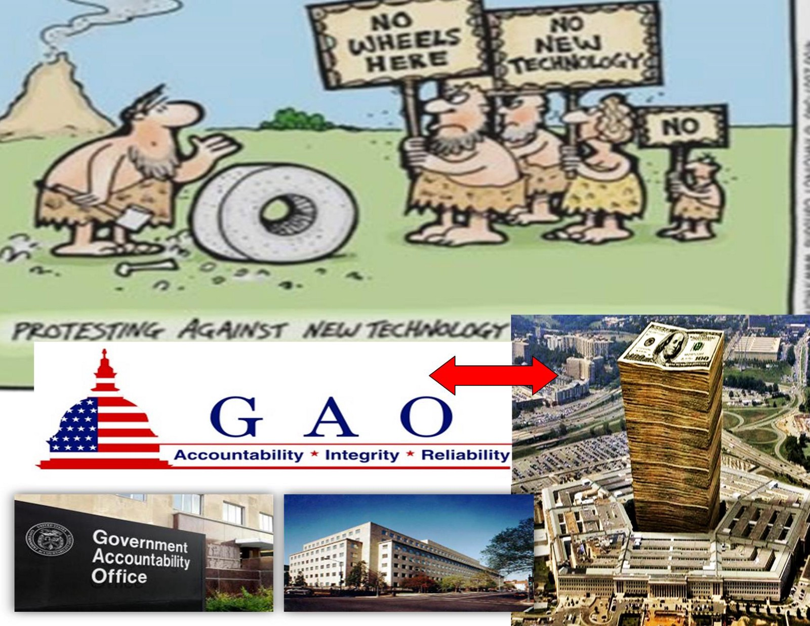 Pentagon Rejects Government Accountability fice GAO Science