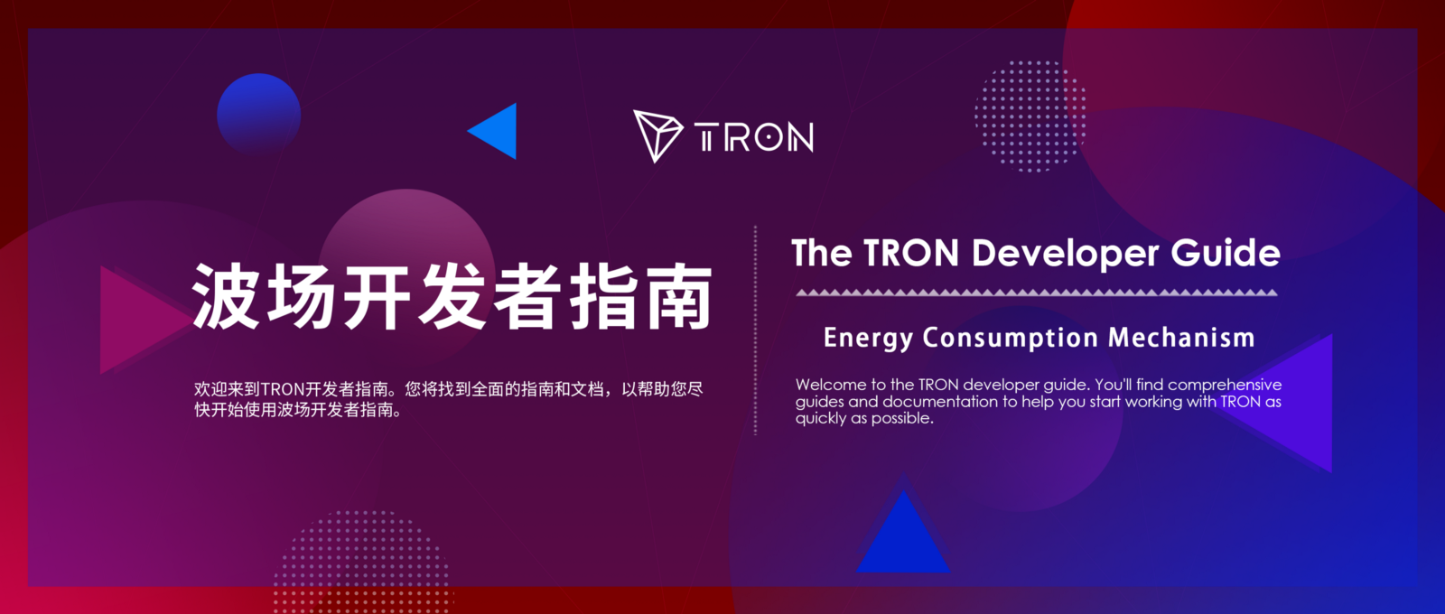TRON Developer Guide — Energy Consumption Mechanism