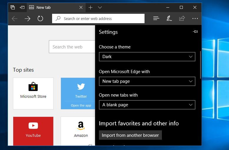 microsoft edge not working after update windows 10