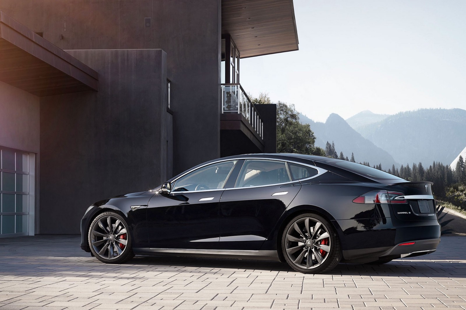 Wheel Choices For Tesla Model S