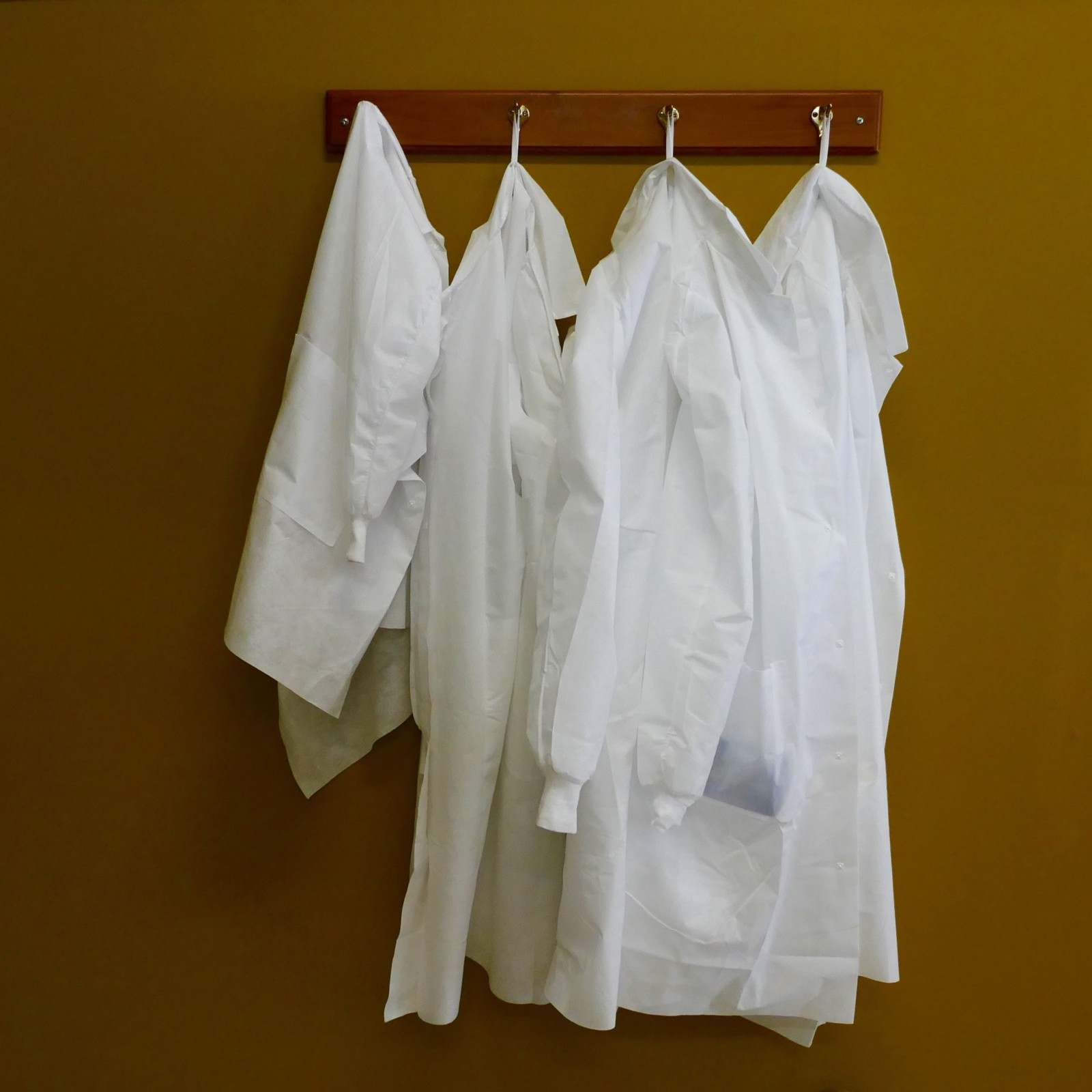 Why The White Lab Coat Changed Medical History How We