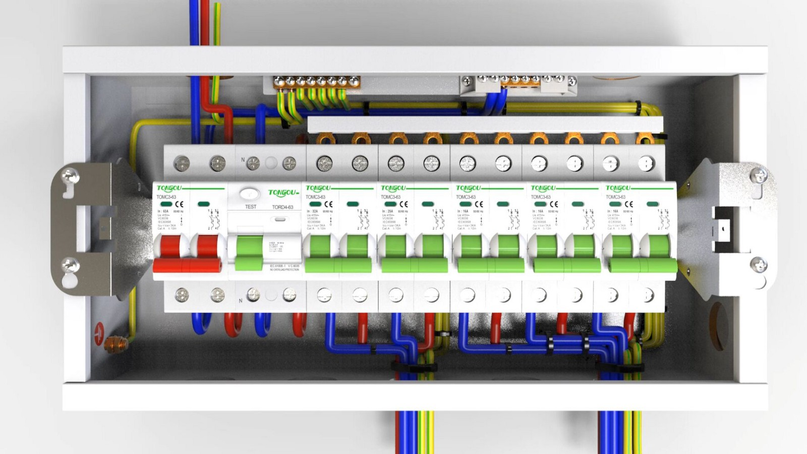 How To Control The Circuit Of Household And Similar Use House Wiring Qualifications