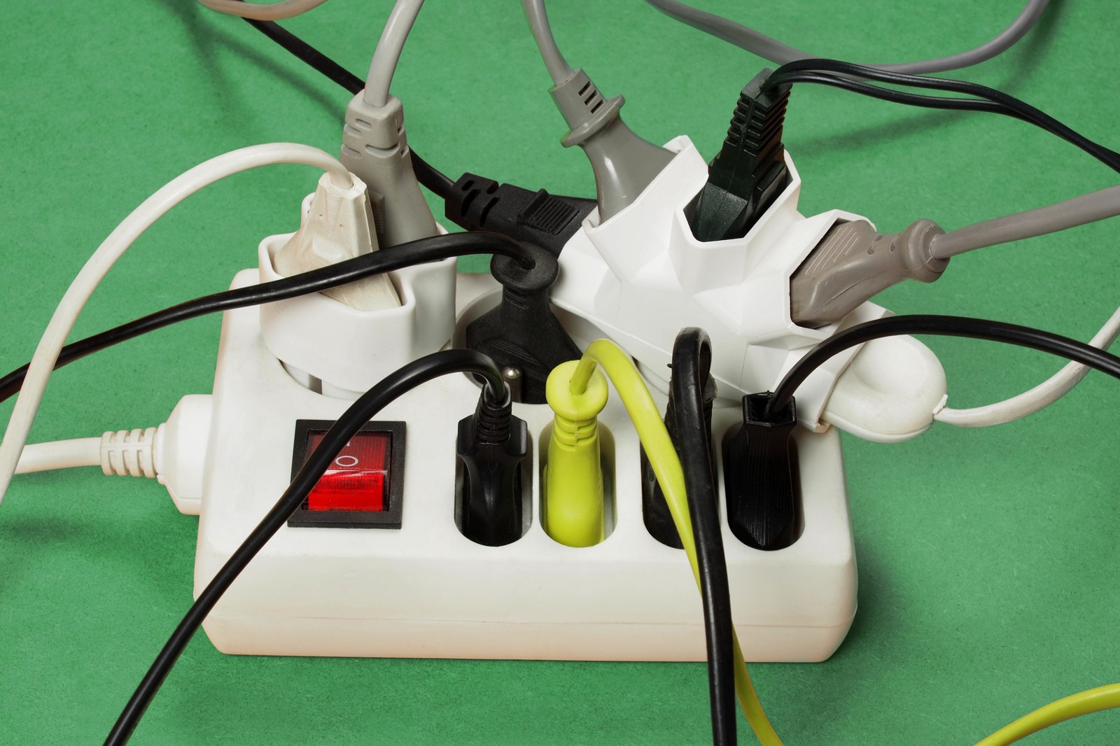 How To Find What Is Tripping Your Circuit Breaker Adam Rusin Wiring Multiple Receptacles Simply Put You Are Running Power Hungry Devices At The Same Time And They Connected
