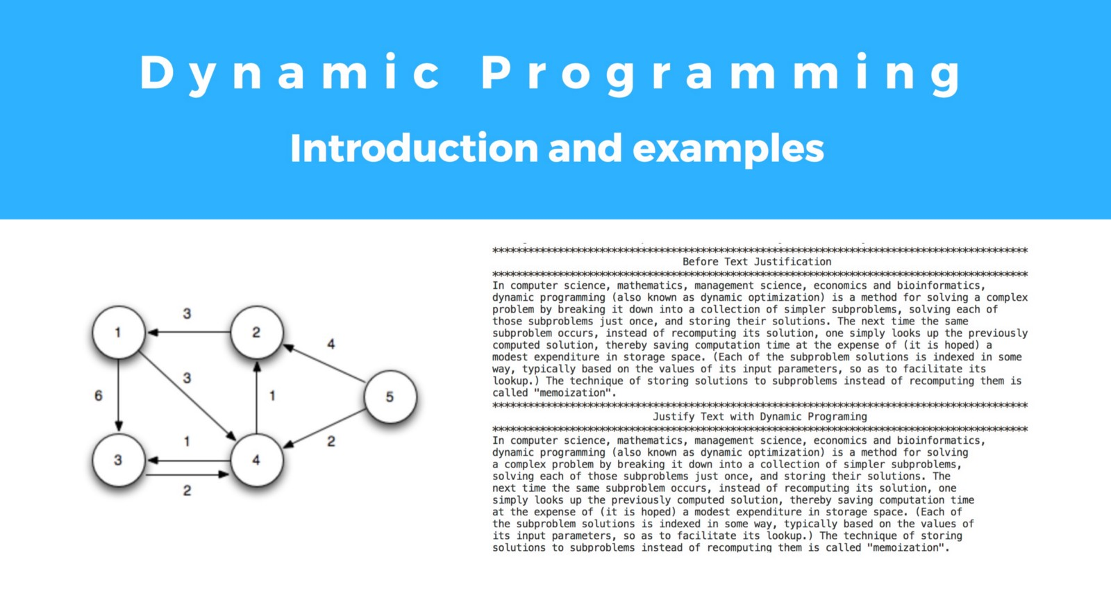 Introduction To Dynamic Programming With Examples David Guan Medium