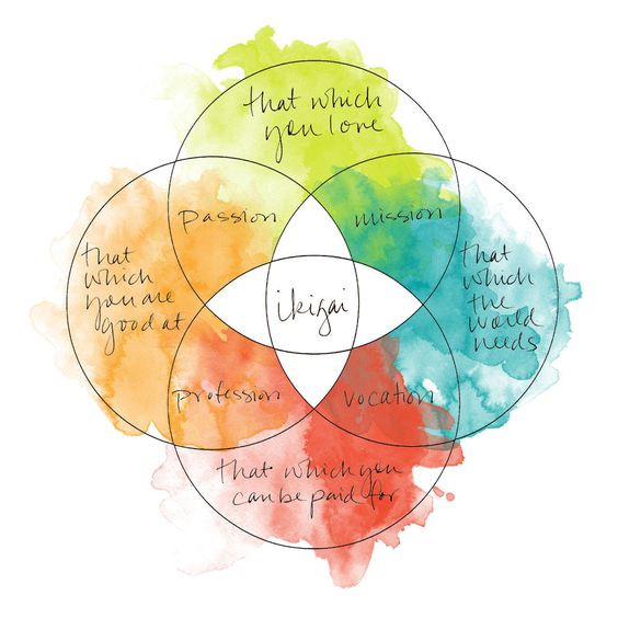 Finding Your Life U2019s Meaning A Quest To Discover Ikigai Manual Guide
