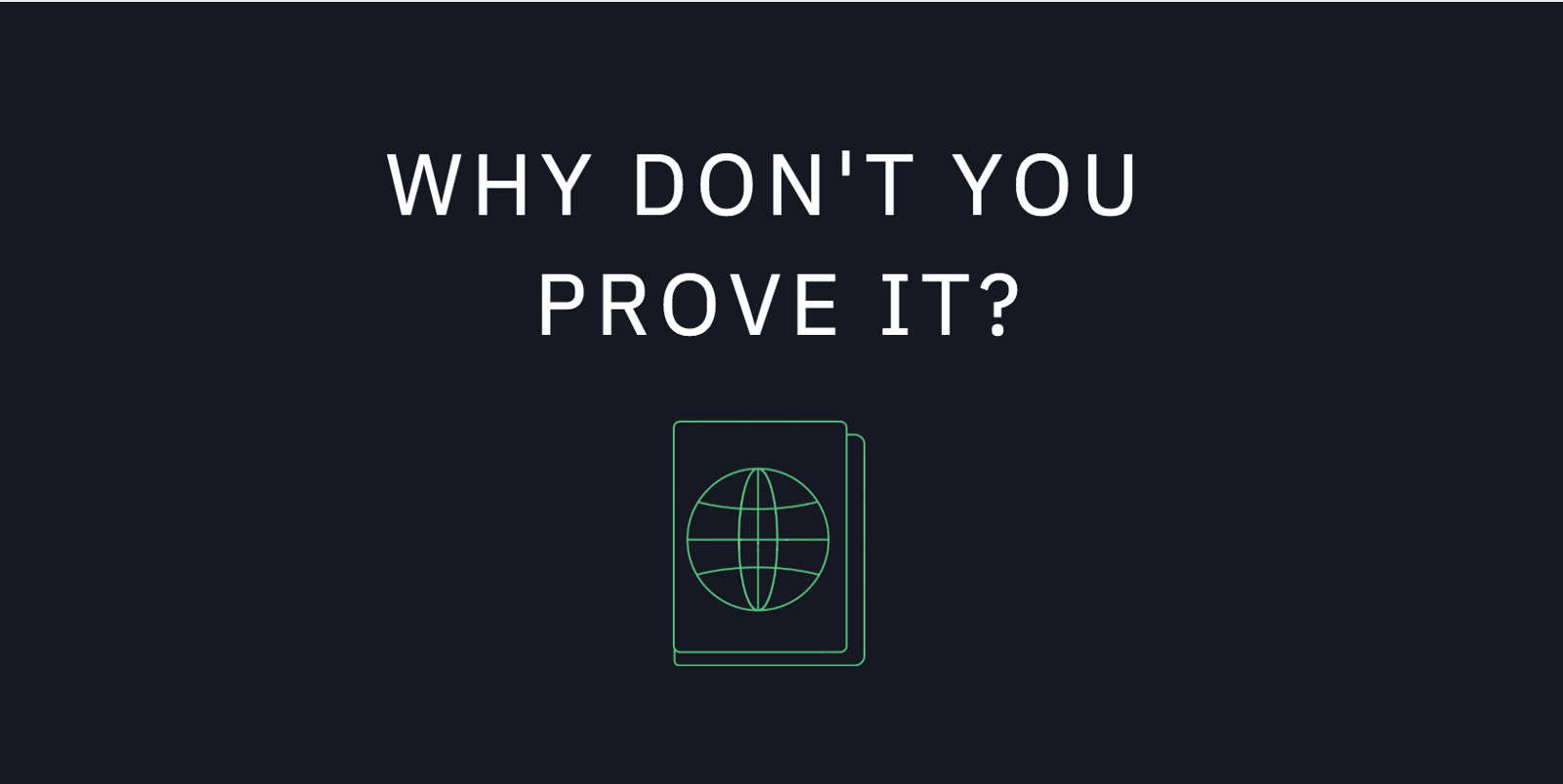 Why Dont You Prove It Zinc Launches First Work Proof At Ethberlin