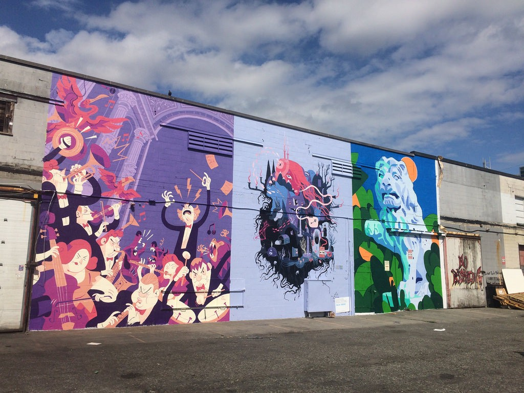 Graffiti artists feeling stifled in vancouver frontrow for Mural vancouver