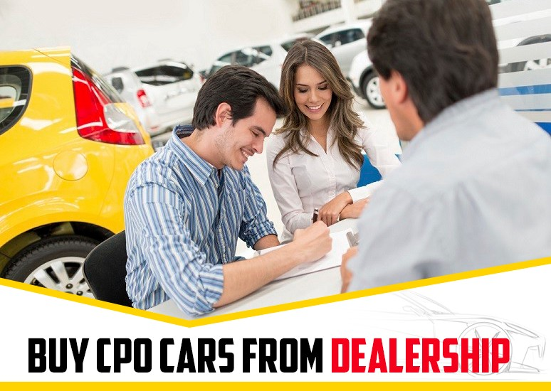 Top 3 Reasons to Buy Certified Cars from Dealership