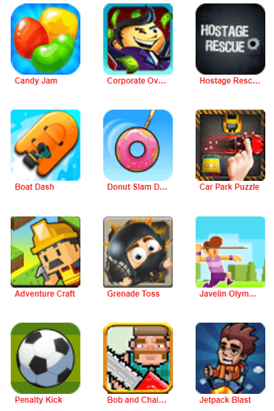 A HTML5 Game Portal for MTN: A Mobile Network Operator