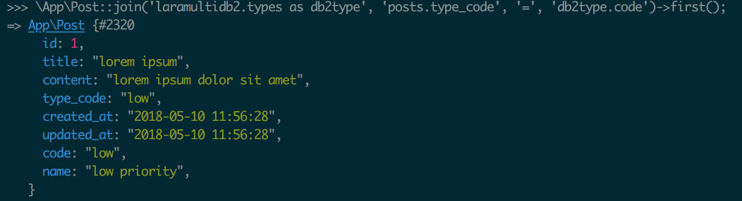 How To Run Laravel Using Multiple Database Connections