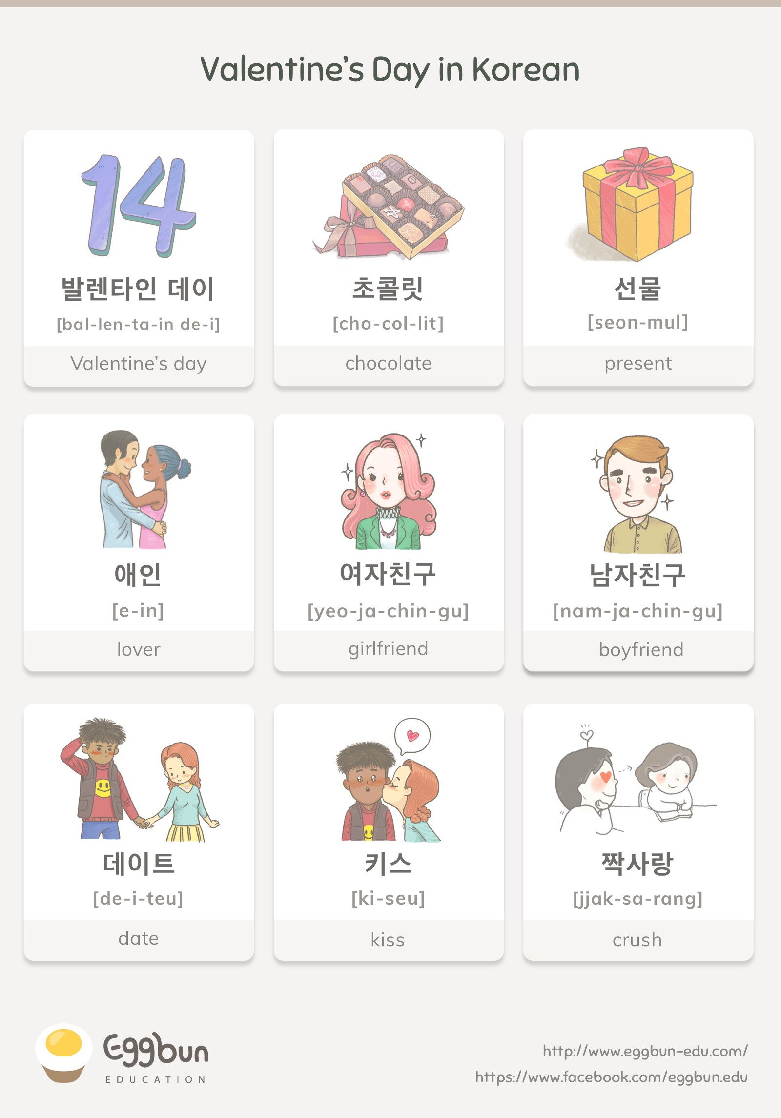 best korean dating phrases to know part 1