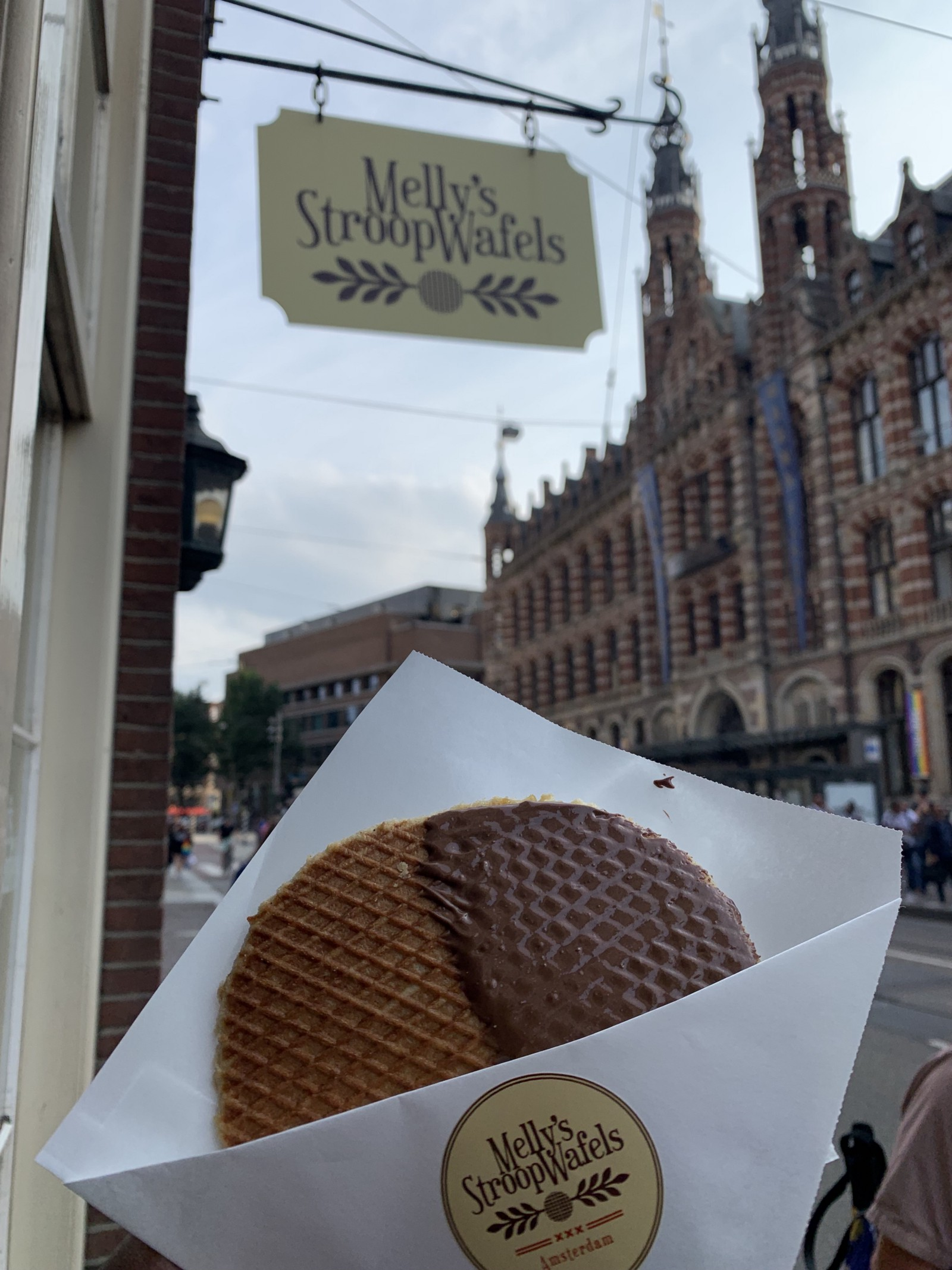 Melly's Stroopwaffles in amsterdam