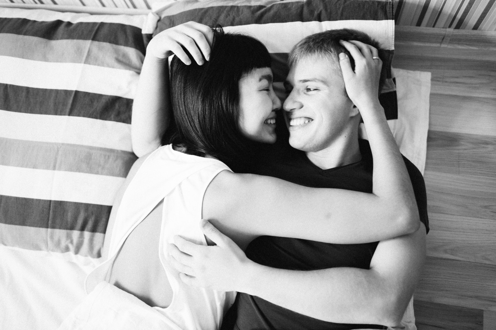 What to expect when you first start hookup