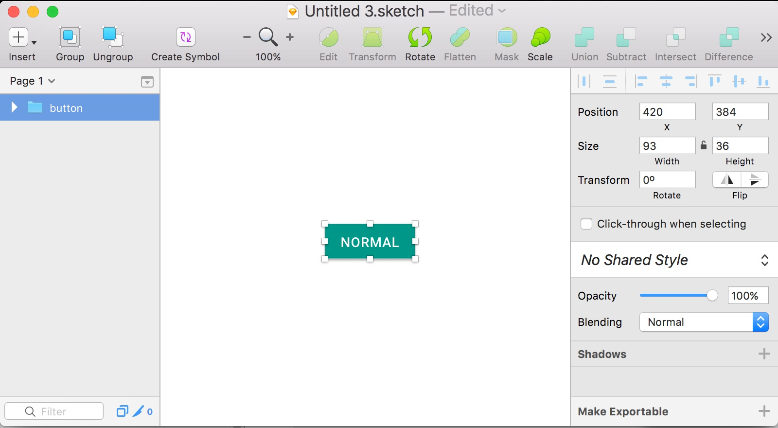 Sketch app a better responsive button using symbols how to buycottarizona