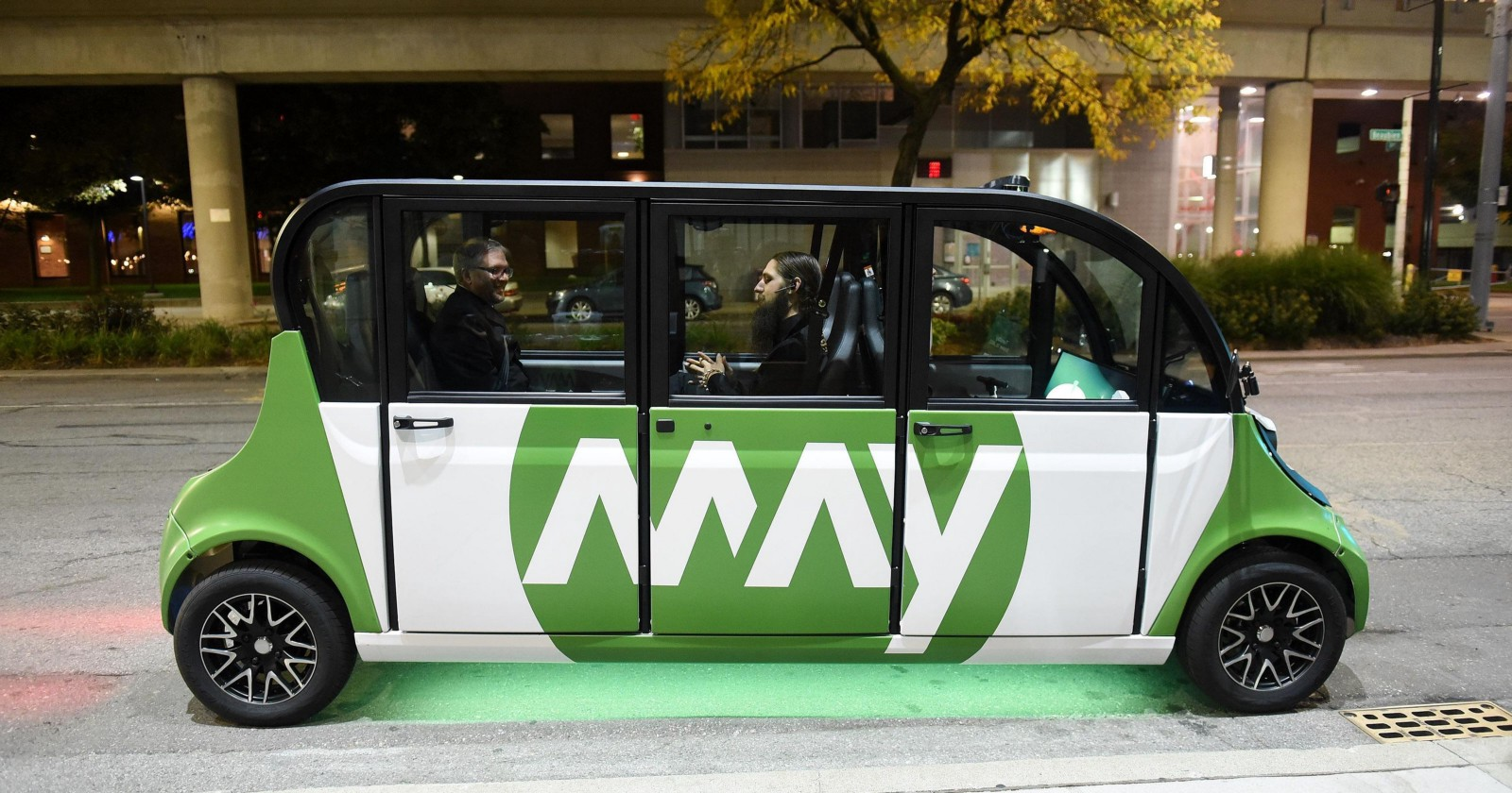 Bringing Self-Driving Shuttles to the Streets: Welcome Aboard, May Mobility