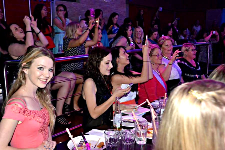 Hens Night Venues Sydney - Magazine cover