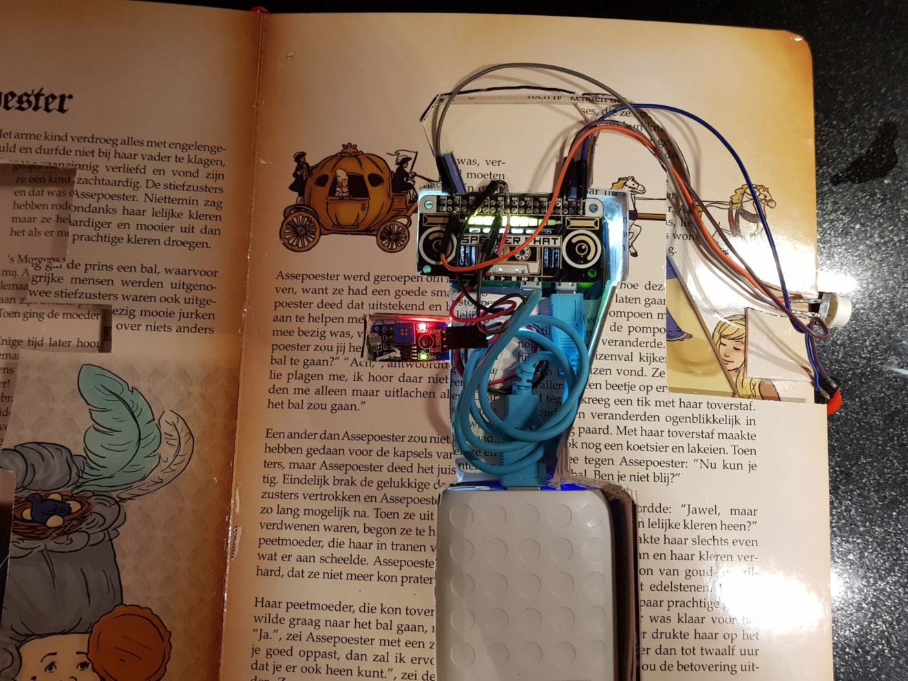 Hooking Up The Hardware Joran Quinten Medium Electrical Wiring X Y Z Snug Fit For In Cutout Pages